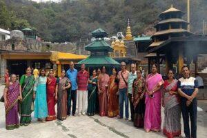 Baglamukhi Devi Temple Kangra