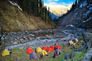 Himachal Trekking Tour Package