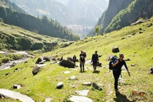 Beas Kund Trekking Tour Package