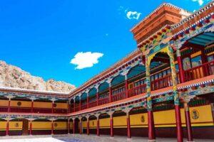 Bir Monastery, Kangra, Himachal Pradesh