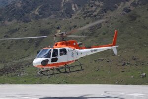 Chandigarh to Shimla Helicopter Trip