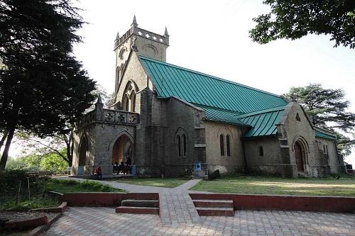 Christ Church, Kasauli