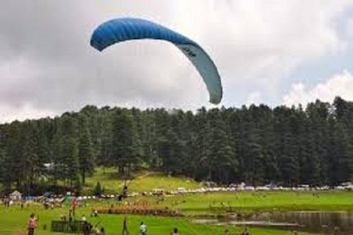 Dalhousie, Chamba, Himachal Pradesh