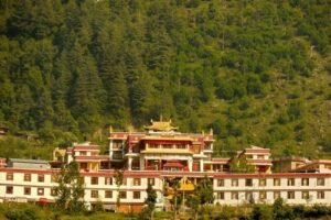 Dhakpo Shedrupling Monastery, Kullu, Himachal Pradesh