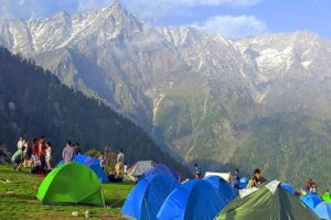 Dharamshala Camping Tour Package