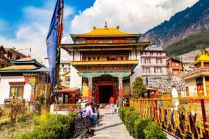 Himachal Buddhist Monastery Tour Package