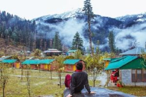 Himachal Camping Tour Package