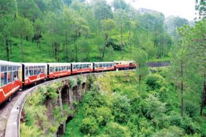 Himachal Toy Train Tour Package