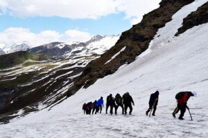 Himachal Mountain Trekking Tour