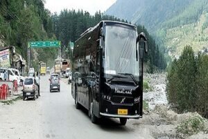 Himachal Volvo Bus Tour Package