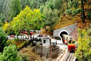 Kalka Shimla Toy Train Tour Package