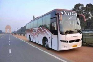 Kullu Manali Volvo Bus Tour Package