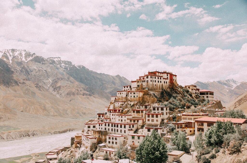 Kye Monastery, Spiti