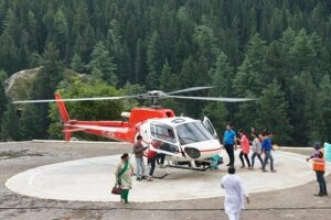 Manali Helicopter Ride