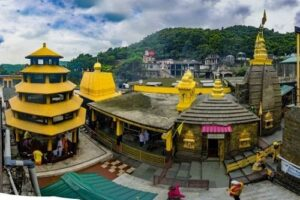 Mata Bagla Mukhi Temple