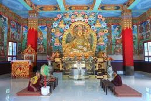Monastery in Rewalsar