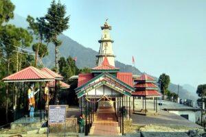 Palampur Hindu Temple, Himachal Pradesh