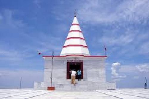 Sai Temple, Chail, Shimla