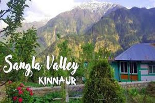 Sangla, Kinnaur, Himachal Pradesh