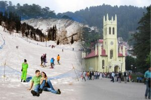 Shimla Honeymoon Tour Package