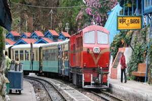 Shimla Luxury Toy Train Tour
