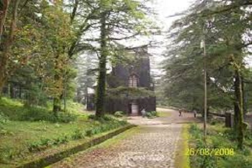 St. John Church, Dharamshala
