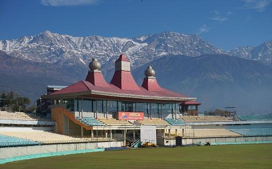 Cricket Stadium, Dharamshala, HP